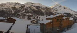 Archiv Foto Webcam Tignes 1.800 10:00