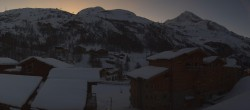Archiv Foto Webcam Tignes 1.800 12:00