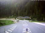 Archiv Foto Webcam Blick auf die Felbertauerntunnel-Nordseite / Salzburg 07:00