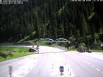 Archiv Foto Webcam Blick auf die Felbertauerntunnel-Nordseite / Salzburg 10:00