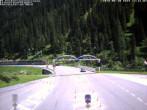 Archiv Foto Webcam Blick auf die Felbertauerntunnel-Nordseite / Salzburg 11:00