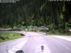 Archiv Foto Webcam Blick auf die Felbertauerntunnel-Nordseite / Salzburg 12:00