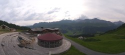 Archived image Webcam Alp Staetz Mountain Hut Lenzerheide 02:00