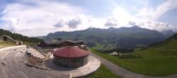 Archived image Webcam Alp Staetz Mountain Hut Lenzerheide 04:00