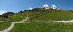 Archived image Webcam Alp Staetz Mountain Hut Lenzerheide 06:00