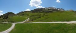 Archived image Webcam Alp Staetz Mountain Hut Lenzerheide 08:00
