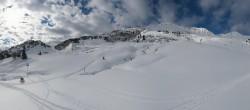 Archived image Webcam Alp Staetz Mountain Hut Lenzerheide 05:00