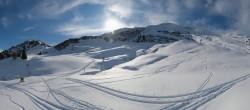Archived image Webcam Alp Staetz Mountain Hut Lenzerheide 09:00