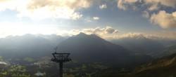 Archived image Webcam Arosa Lenzerheide Mountain Piz Scalottas 02:00