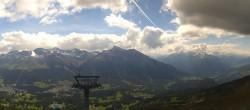 Archived image Webcam Arosa Lenzerheide Mountain Piz Scalottas 04:00