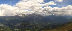 Archived image Webcam Arosa Lenzerheide Mountain Piz Scalottas 06:00