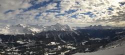 Archived image Webcam Arosa Lenzerheide Mountain Piz Scalottas 05:00