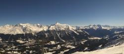 Archived image Webcam Arosa Lenzerheide Mountain Piz Scalottas 07:00