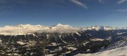 Archived image Webcam Arosa Lenzerheide Mountain Piz Scalottas 09:00