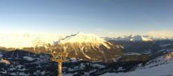 Archived image Webcam Arosa Lenzerheide Mountain Piz Scalottas 11:00
