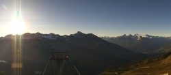 Archived image Webcam Arosa Lenzerheide Mountain Piz Scalottas 00:00