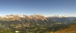 Archived image Webcam Arosa Lenzerheide Mountain Piz Scalottas 08:00