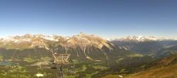 Archived image Webcam Arosa Lenzerheide Mountain Piz Scalottas 10:00