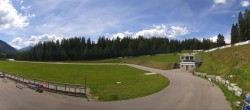 Archived image Webcam Biathlon Area Lenzerheide Lantsch/Lenz 06:00