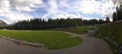 Archived image Webcam Biathlon Area Lenzerheide Lantsch/Lenz 10:00