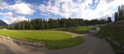 Archived image Webcam Biathlon Area Lenzerheide Lantsch/Lenz 12:00