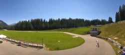 Archiv Foto Webcam Biathlon Arena Lenzerheide 08:00