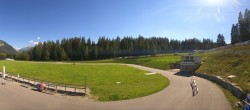 Archiv Foto Webcam Biathlon Arena Lenzerheide 10:00