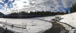Archived image Webcam Biathlon Area Lenzerheide Lantsch/Lenz 05:00