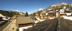 Archiv Foto Webcam Lech am Arlberg: Blick von Sport Strolz 10:00