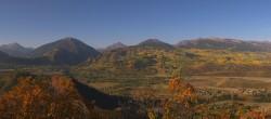 Archiv Foto Webcam Panoramablick über das Aspen Valley 02:00