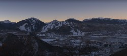 Archiv Foto Webcam Panoramablick über das Aspen Valley 02:00