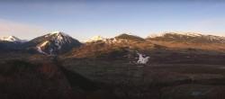 Archiv Foto Webcam Panoramablick über das Aspen Valley 00:00