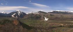 Archiv Foto Webcam Panoramablick über das Aspen Valley 04:00