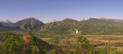 Archived image Webcam Aspen Snowmass: The Power of Four 02:00