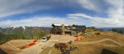 Archived image Aspen Mountain: Panoramic Webcam 04:00