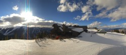 Archived image Aspen Mountain: Panoramic Webcam 10:00