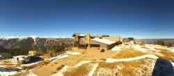 Archiv Foto Webcam Aspen Mountain Sundeck 04:00