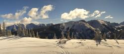 Archiv Foto Webcam Snowmass Mountain Elk Camp Summit 06:00