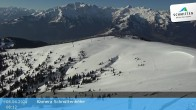 Archived image Webcam View Schmittenhöhe Ski Resort 02:00