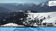 Archived image Webcam View Schmittenhöhe Ski Resort 04:00