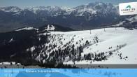 Archived image Webcam View Schmittenhöhe Ski Resort 06:00