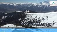 Archived image Webcam View Schmittenhöhe Ski Resort 08:00