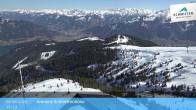 Archived image Webcam View Schmittenhöhe Ski Resort 10:00