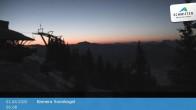 Archived image Webcam Schmitten Ski Resort: Sonnkogel 00:00