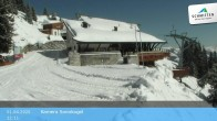 Archived image Webcam Schmitten Ski Resort: Sonnkogel 06:00