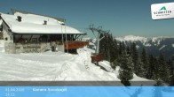 Archived image Webcam Schmitten Ski Resort: Sonnkogel 10:00