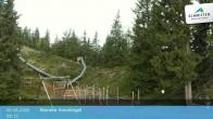 Archiv Foto Webcam Sonnkogel Schmitten 02:00