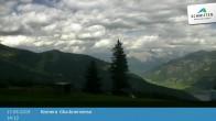 Archived image Webcam Schmitten Ski Resort - View Glocknerwiese 08:00