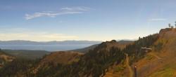 Archiv Foto Webcam Alpine Meadows: Bergstation 05:00