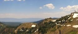 Archiv Foto Webcam Alpine Meadows: Bergstation 07:00
